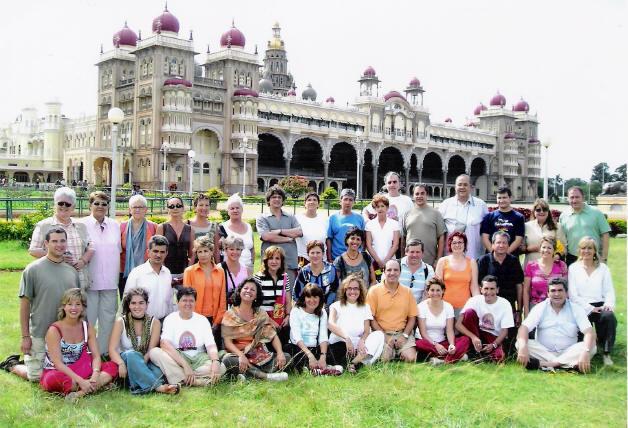 grupo india