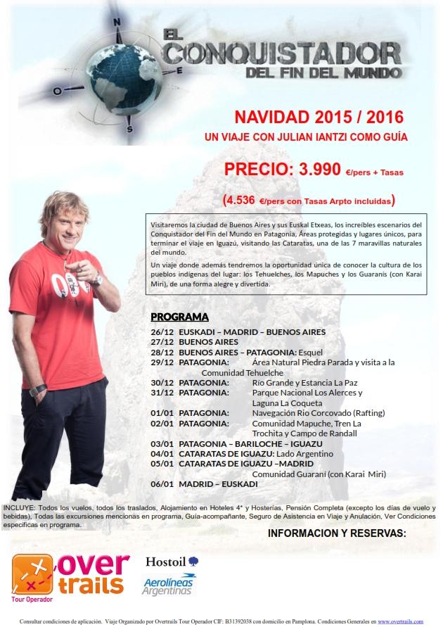 cartel_El Conquis Navidad 2015-2016