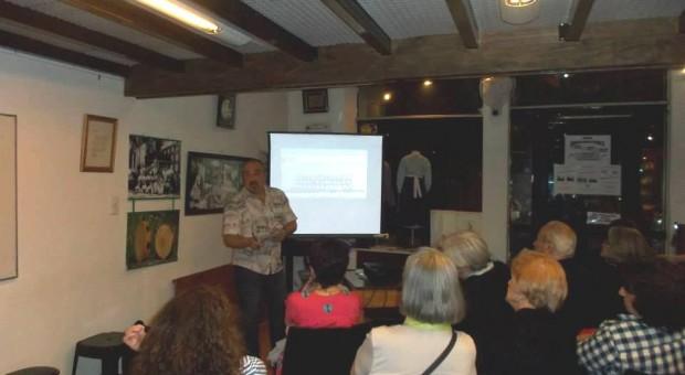 """Charlas """"Turismo y Diaspora"""" en el CVF Iparraldeko y en Euskaltzaleak"""